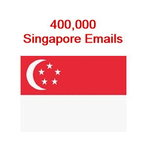 Singapore email list 400,000