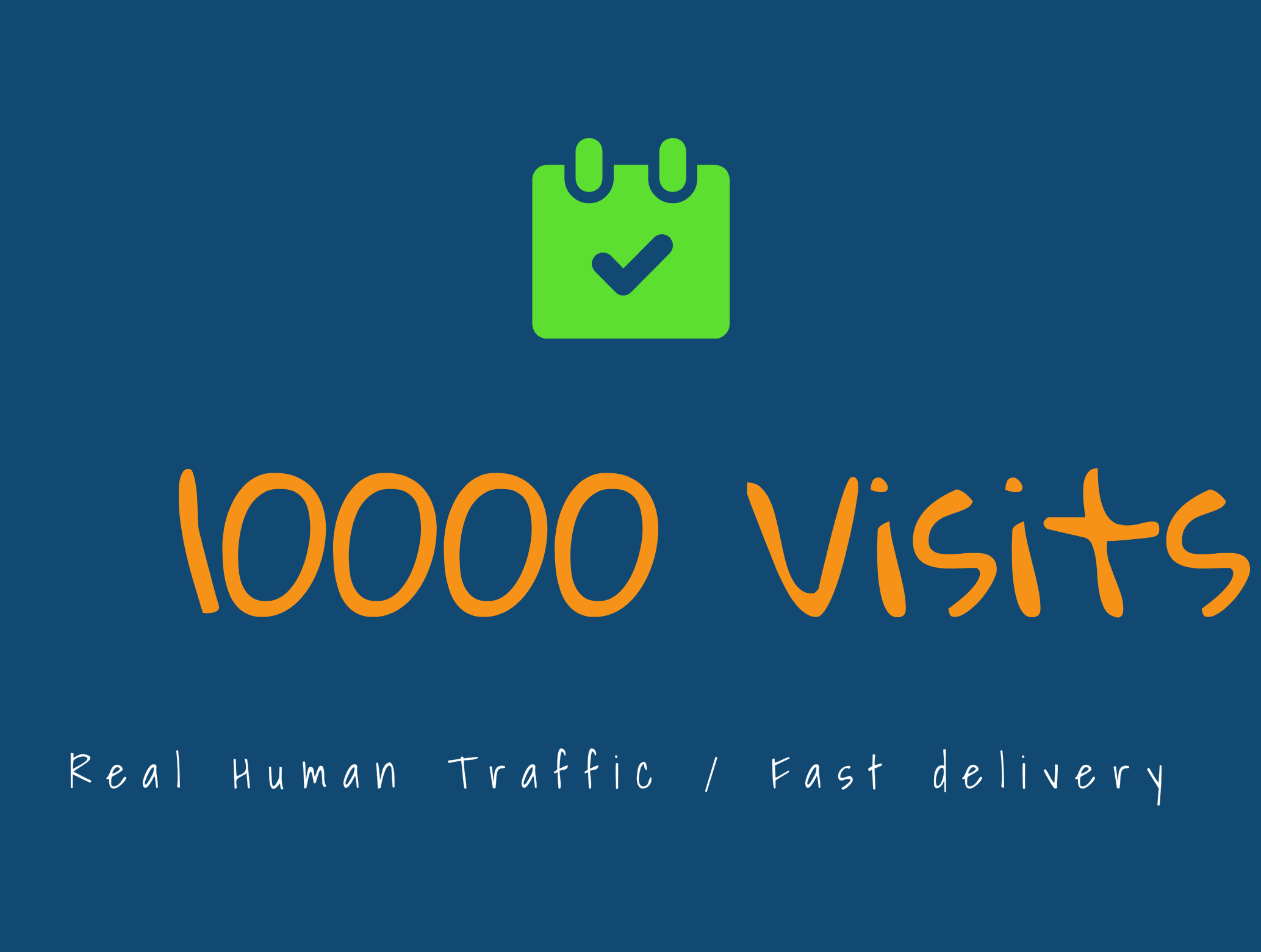 WEBSITE TRAFFIC - 1.000 VISITS