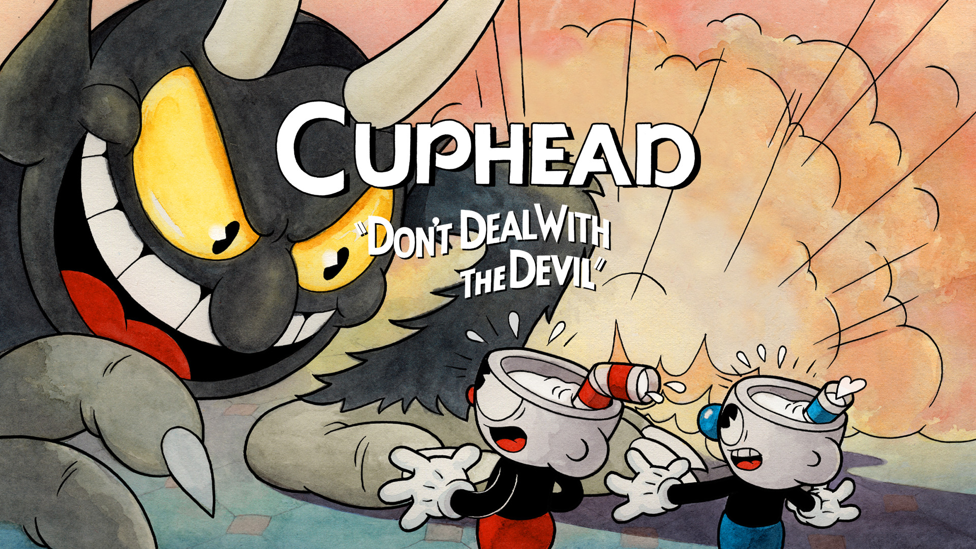 [Level 1] Cuphead Steam Account