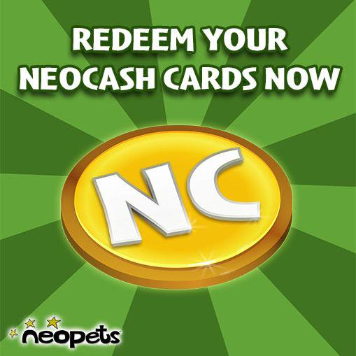 Neocash Cards/Codes