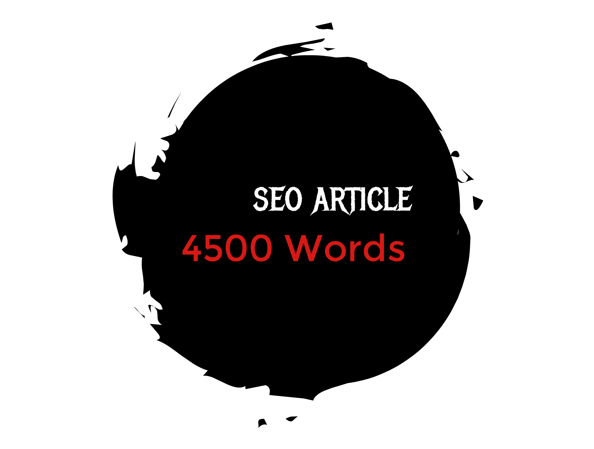 SEO Article 4500 Words