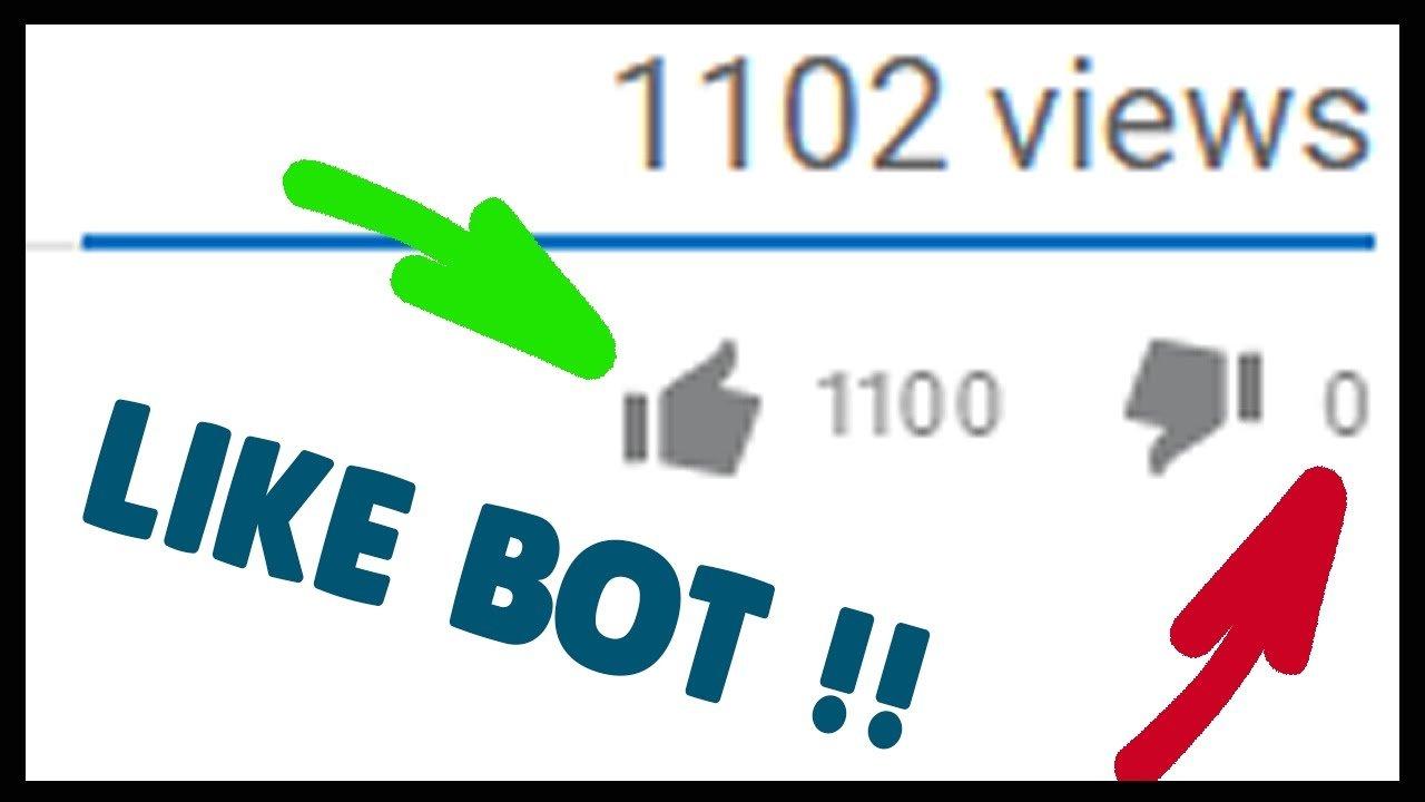 [All In 1] YouTube Like Bot 2018!