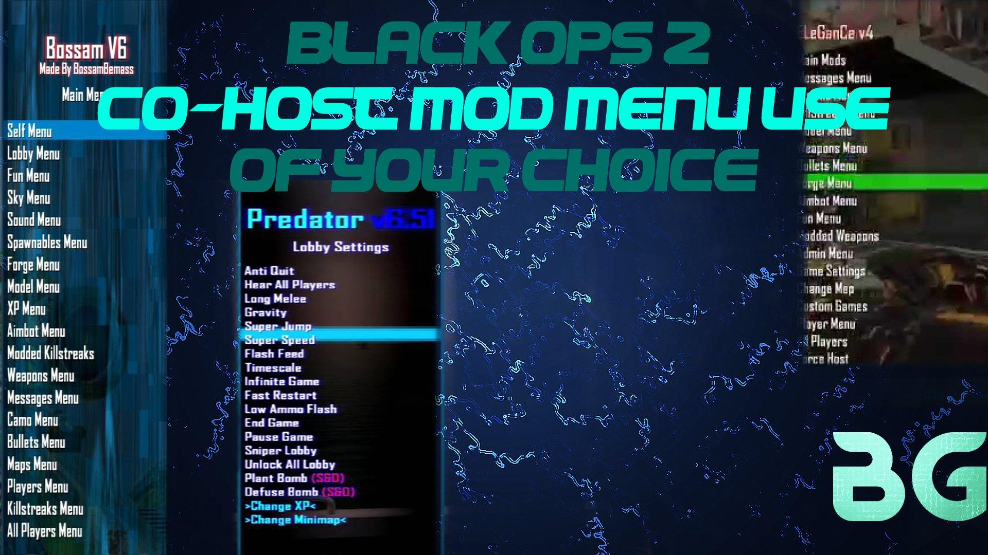 Bo2 mod menu gsc | Steam Workshop :: Multiplayer Mod Menu GSC  2019