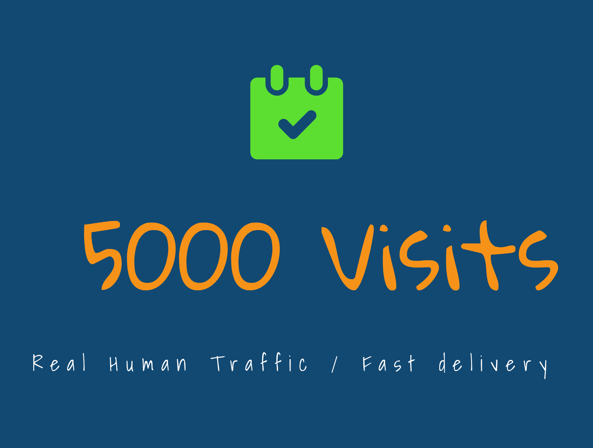 WEBSITE TRAFFIC - 5.000 VISITS