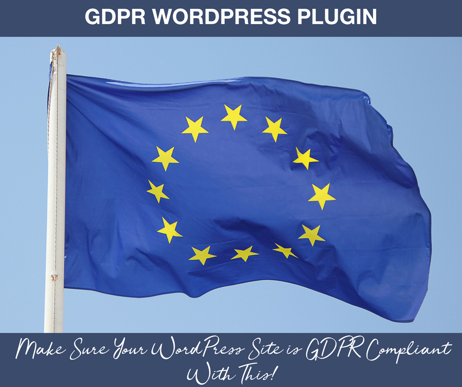 GDPR Fix WordPress Plugin