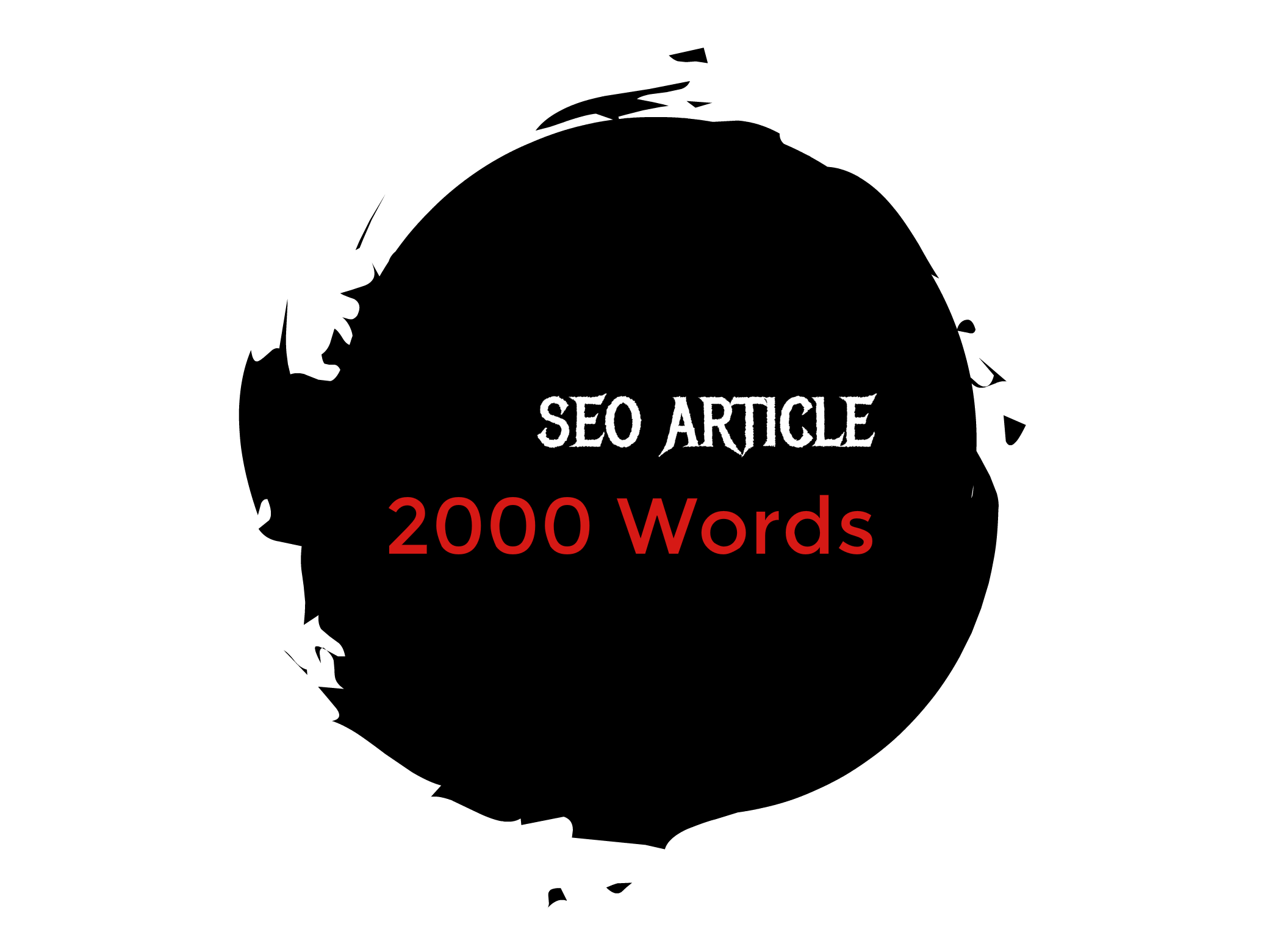 SEO Article 2000 Words