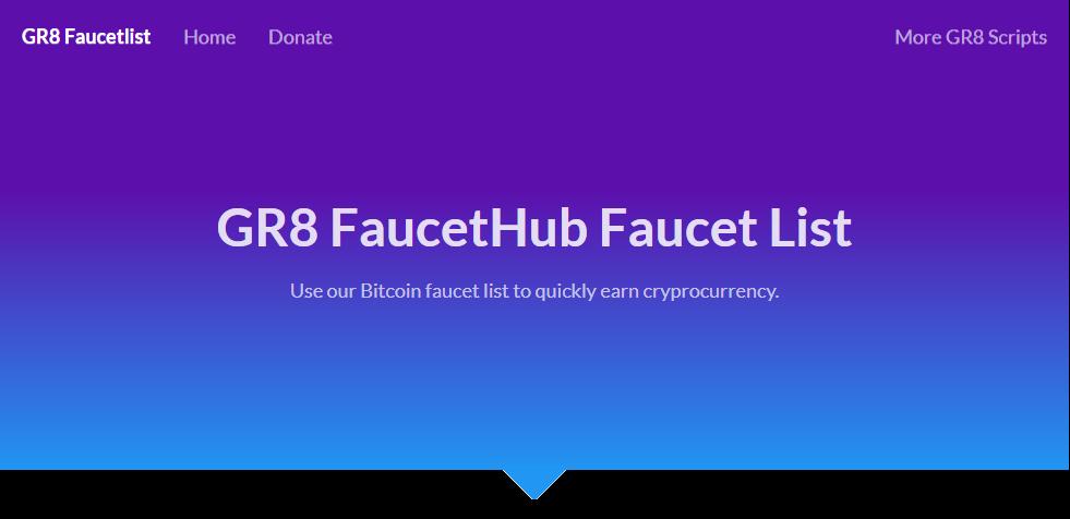 GR8 Faucetlist