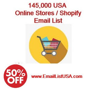 Shopify and Online stores database
