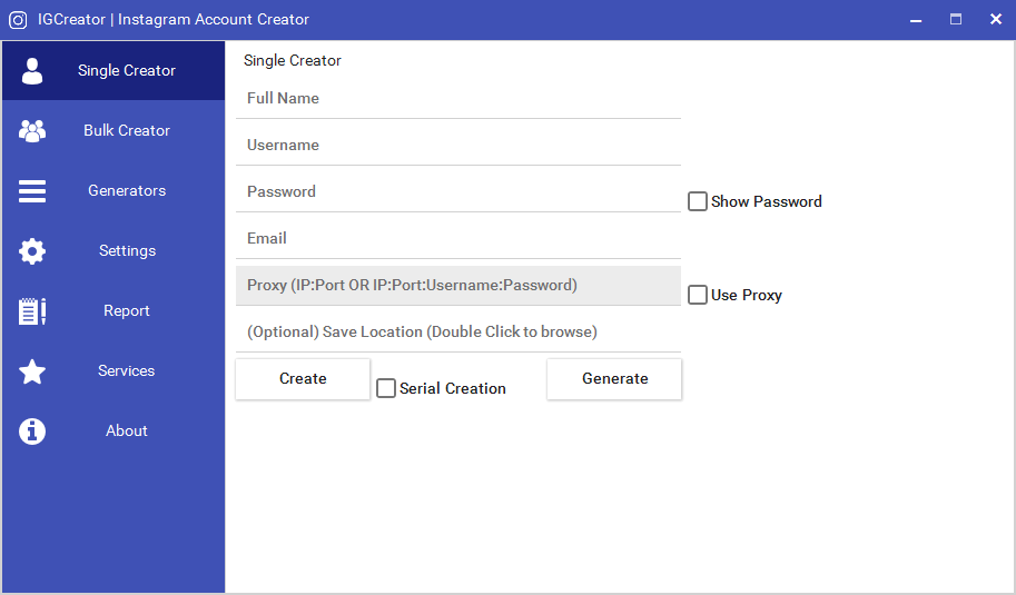 Gmail Account Creator Bot Software Automatic Gmail Account Creator