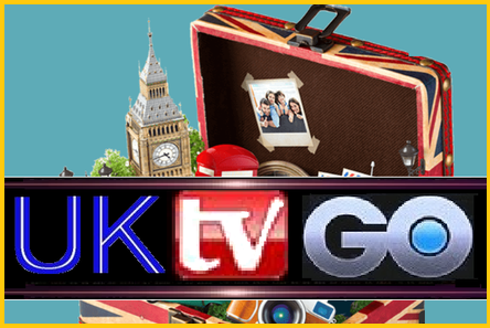 UK TV GO Pack 1- Month Subscription.