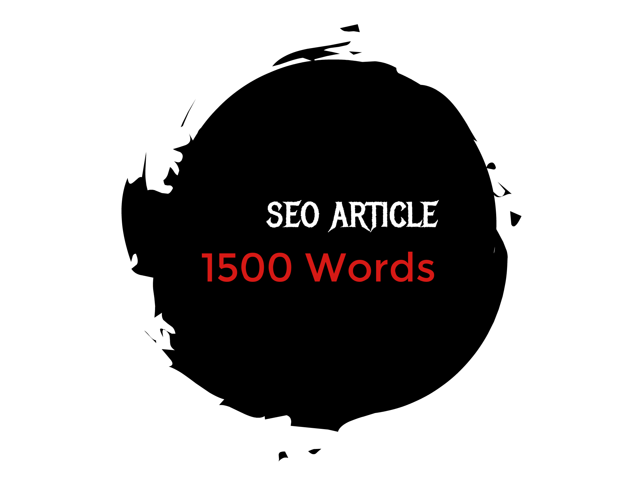 SEO Article 1500 Words