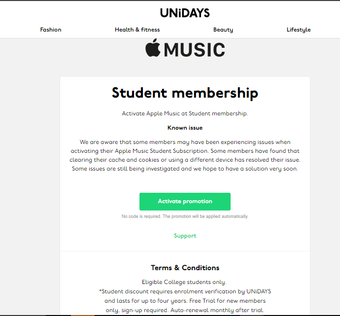 New and valid edu email account