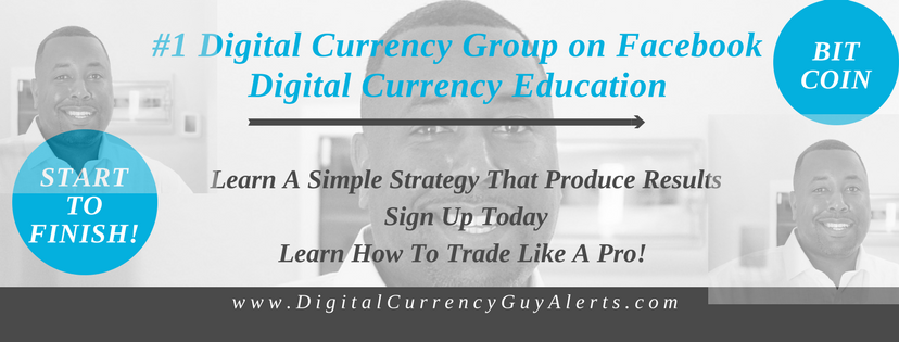 Digital Currency Guy - Professional Consultation