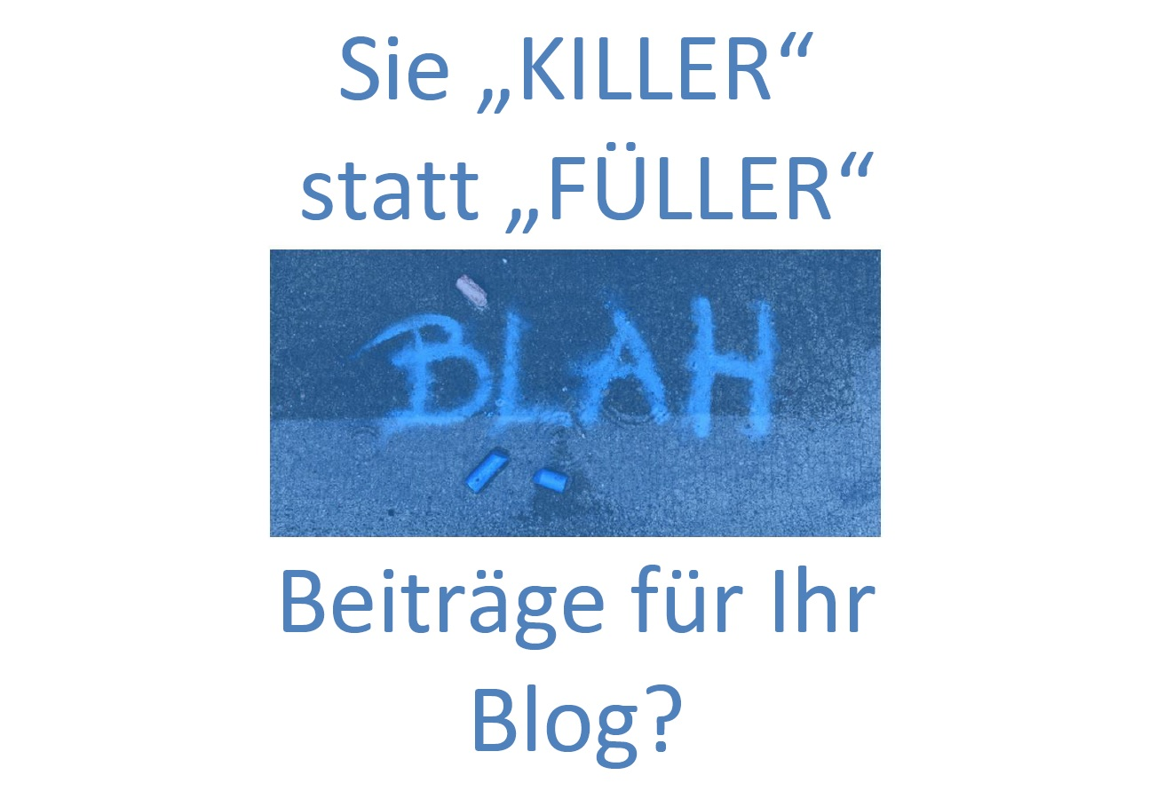 Bloggertipps Teil 1 - FREE DOWNLOAD!