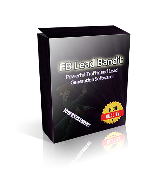 FB Lead Bandit Pro - The Ultimate Lead generation Software!