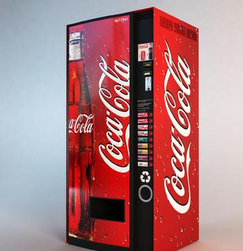 How To Hack a Coca Cola Machine