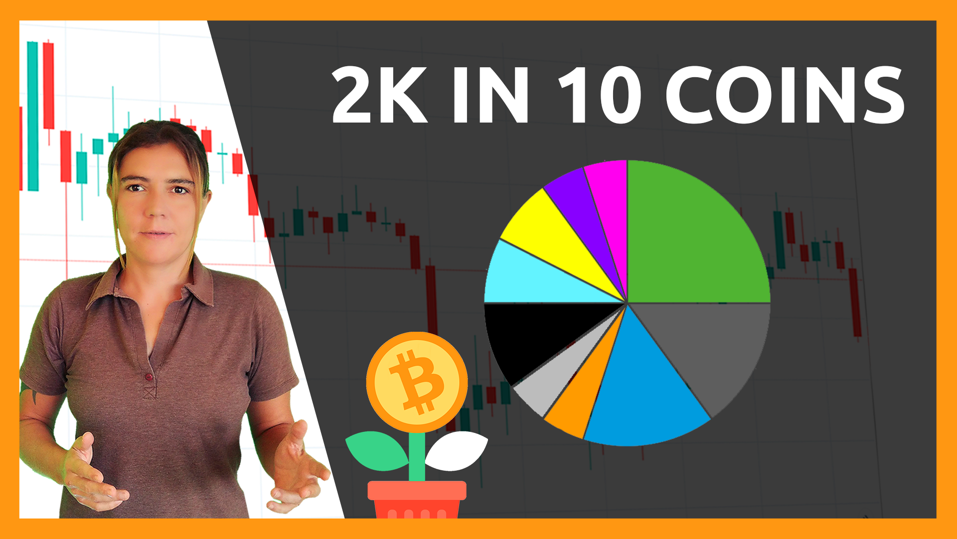 Video 1 of 3 of the 2019 hodl series (2k in 10 coins)