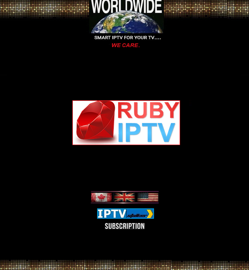 Ruby IPTV Pack 1-Month Subscription