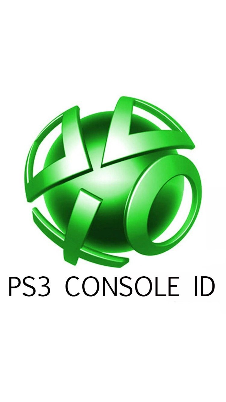 [PS3] [Shared] Console ID