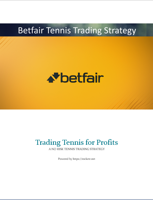 Betfair tennis trading strategies pdf