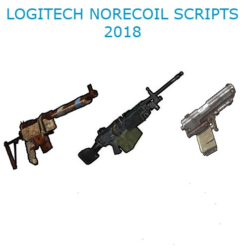 Rust SEMI AND M249 NORECOIL DETECTED