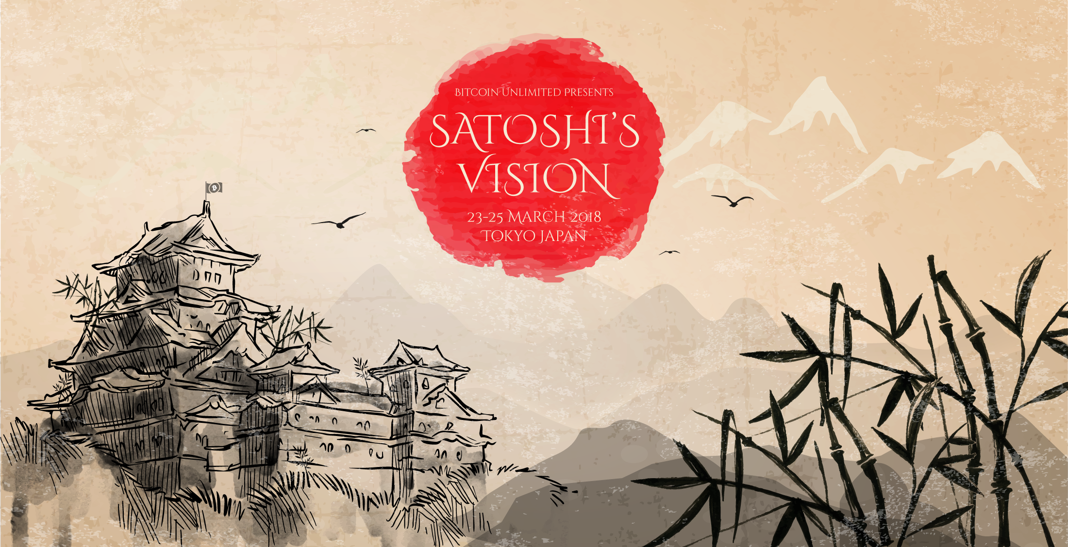 Satoshi's Vision Conference Ticket