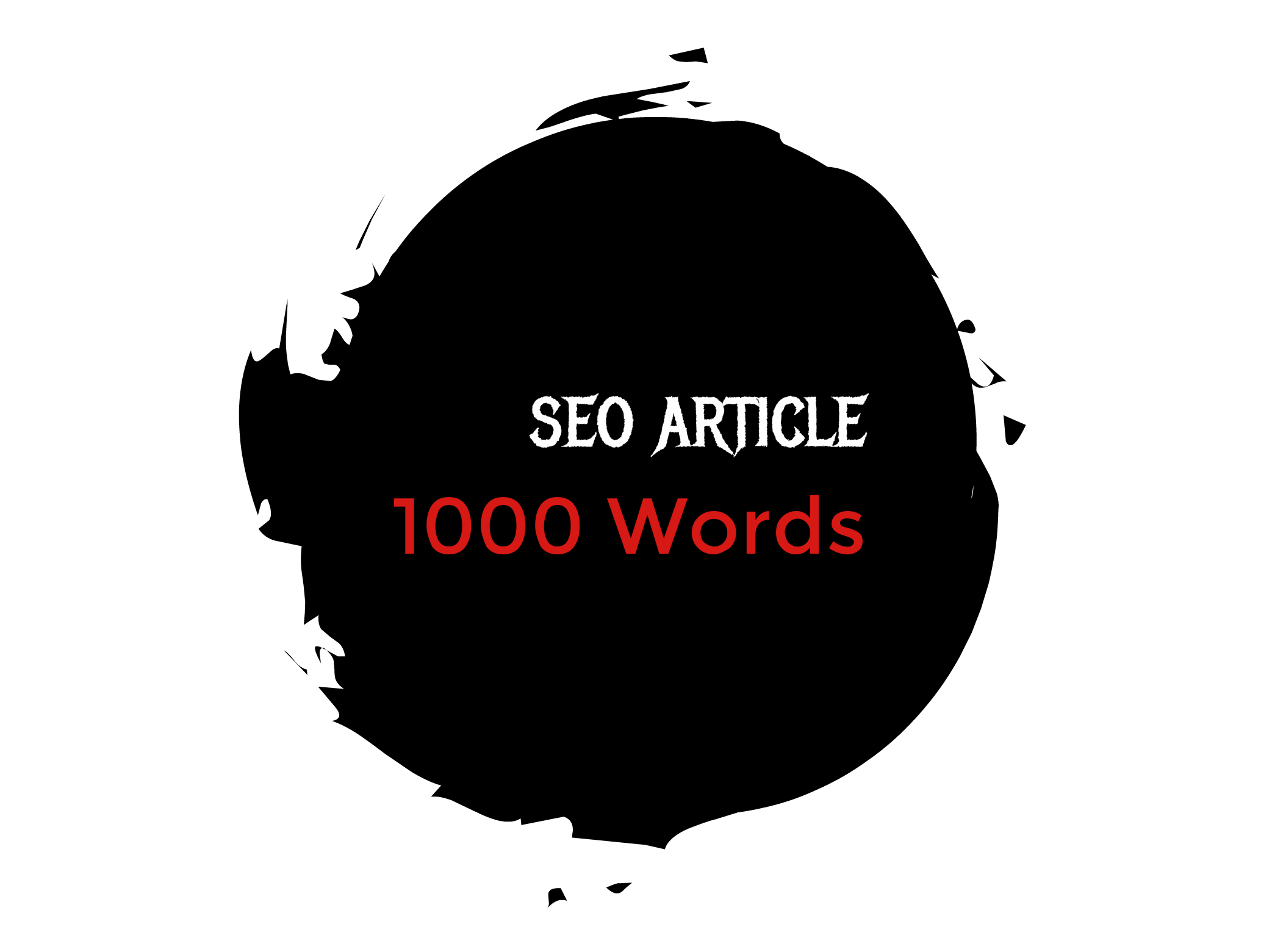 SEO Article 1000 Words