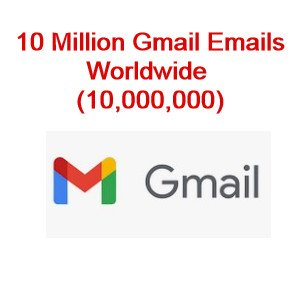 Gmail Email List 10 Million