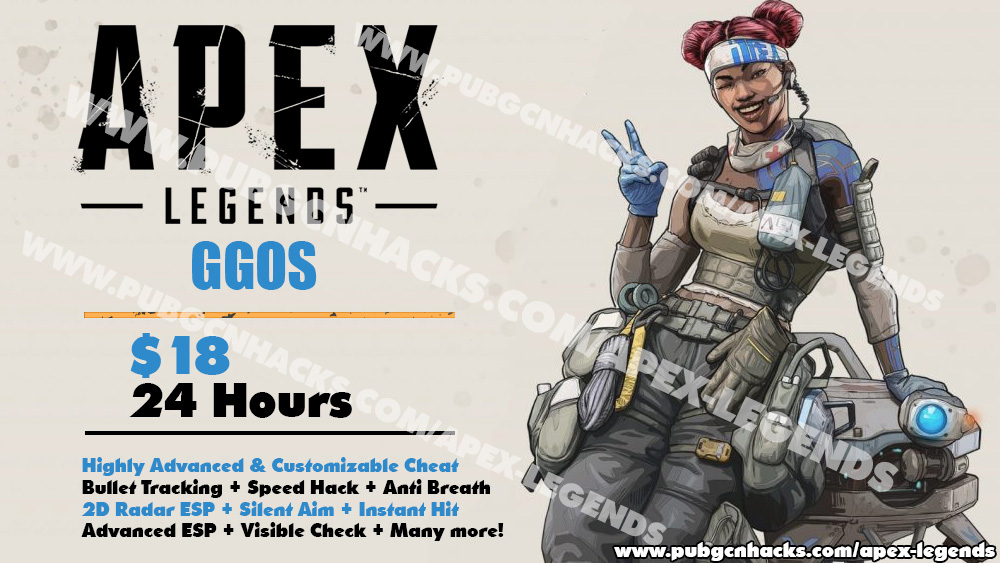 GGoS - 24 Hours (Apex Legends)