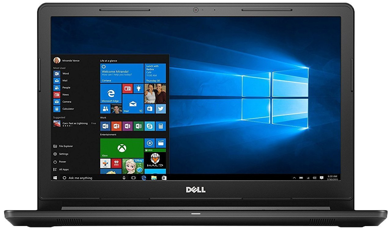Dell Vostro 3568 15.6-inch Laptop Manual
