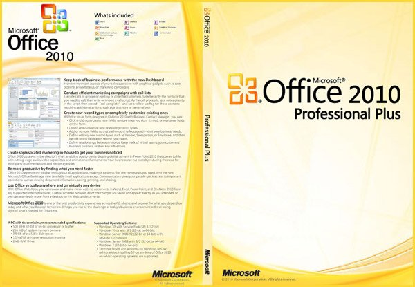 Microsoft office professional plus 2010 1 license - Office professional plus activation ...